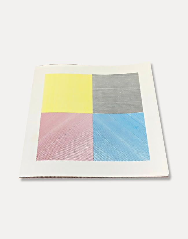 [솔르윗]Sol LeWitt —  Four Basic Kinds of Lines & Colour