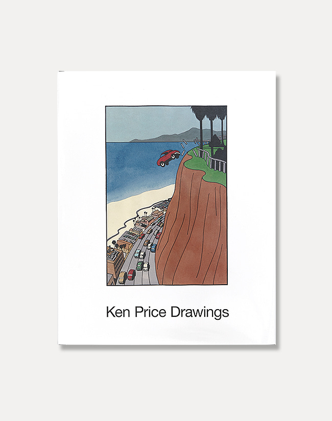 [캔프라이스] Ken Price ━ Drawings